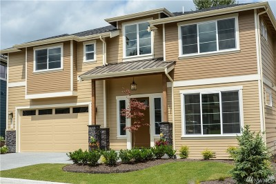 Bothell Single Family Home For Sale: 20417 4th Dr SE