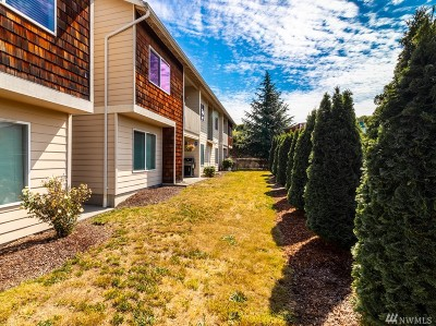 Snohomish Condo/Townhouse For Sale: 1101 Bonneville Ave #B204