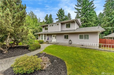 Kirkland Single Family Home For Sale: 8706 NE 135th Place