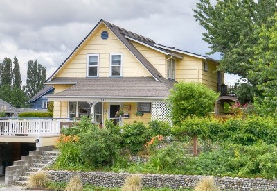 Olympia Single Family Home For Sale: 717 Puget St NE