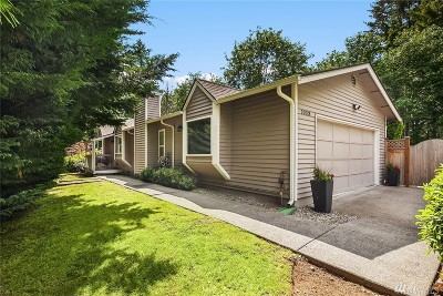 Bothell Single Family Home For Sale: 20028 York Rd