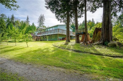 Skagit County Single Family Home Pending Inspection: 23645 Gloria Place