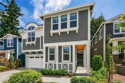 Sammamish Single Family Home For Sale: 4580 240th Place SE
