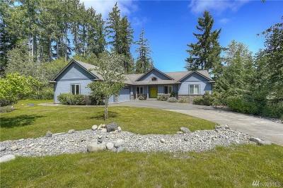 Gig Harbor Single Family Home For Sale: 9226 Kopachuck Dr NW