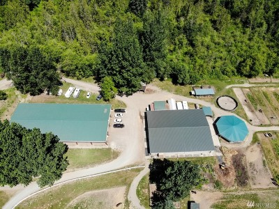 Farm For Sale: 20326 Green Valley Rd