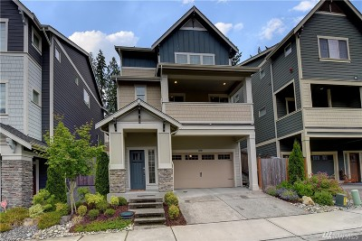 Bothell Condo/Townhouse For Sale: 20030 94th Ave NE