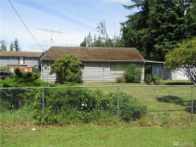 Marysville Single Family Home For Sale: 12709 Marine Dr