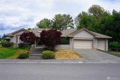 Birch Bay Single Family Home For Sale: 820 E Pacificview Dr