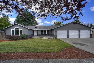 Olympia Single Family Home For Sale: 3739 Golden Eagle Lp SE