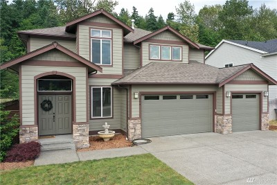 Orting Single Family Home For Sale: 1206 Daffodil Ave NE