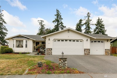 Stanwood Single Family Home For Sale: 8115 280th Place NW