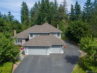 Woodinville Single Family Home For Sale: 18828 201st Ave NE