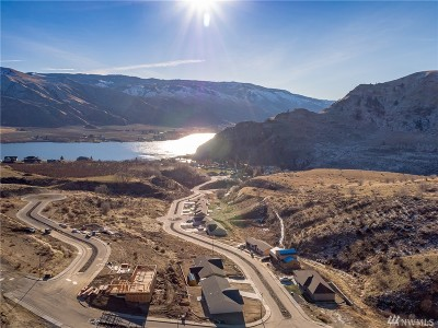 Entiat Single Family Home For Sale: 9959 Griffith Place #Lot35