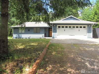 Olympia Single Family Home For Sale: 7817 Fairview Rd SW