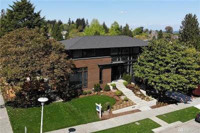 Single Family Home For Sale: 4804 NE 40th St