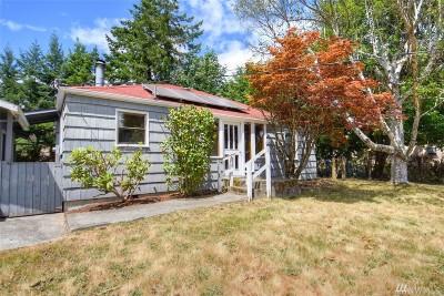 Olympia Single Family Home For Sale: 2525 Sleater Kinney Rd NE