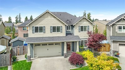 Puyallup Single Family Home For Sale: 11513 130th St E