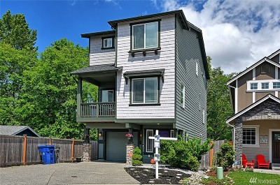 Everett Condo/Townhouse For Sale: 11600 10th Place W