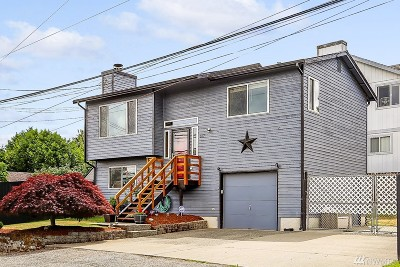 Seattle Single Family Home For Sale: 107 S 102nd St