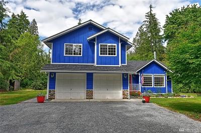 Arlington Single Family Home For Sale: 15425 N Trangen Loop Rd