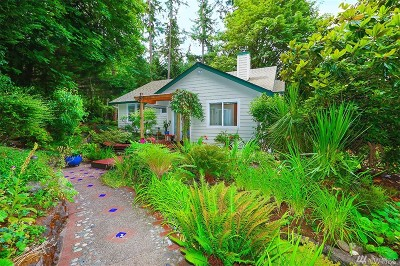 Bremerton Single Family Home For Sale: 3203 NW 19th St