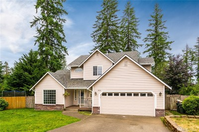 Lacey Single Family Home For Sale: 3000 Hanna Ct SE