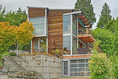 Seattle Single Family Home For Sale: 4331 SW Cambridge St