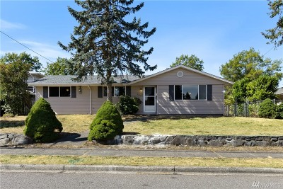 Single Family Home For Sale: 5215 N Dahl Dr