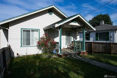 Tacoma Single Family Home For Sale: 4835 S J St