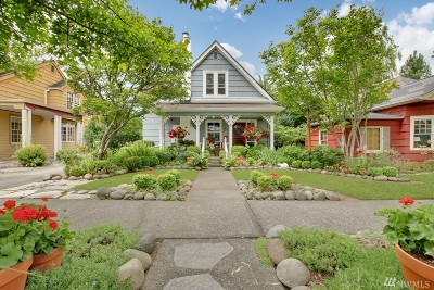Single Family Home Sold: 609 F St
