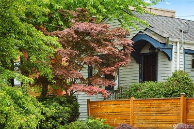 Seattle Single Family Home For Sale: 207 NE 65th St