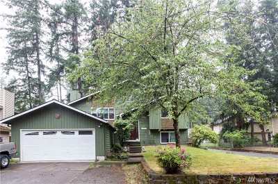 Single Family Home Pending Inspection: 26459 186th Ct SE