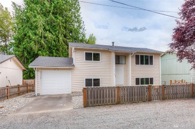 Snohomish Single Family Home Contingent: 7419 89th Ave SE