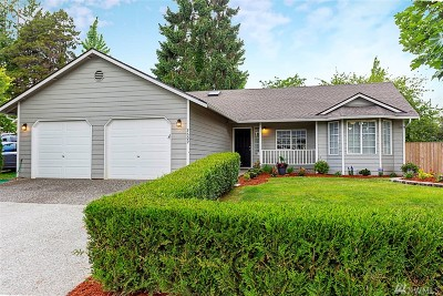 Lynnwood Single Family Home For Sale: 3609 165th Place SW
