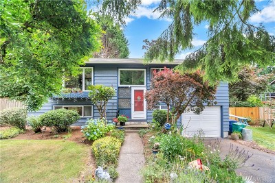 Kirkland Single Family Home For Sale: 8515 NE 137th Place