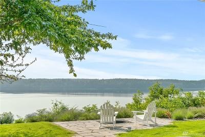 Thurston County Single Family Home For Sale: 9303 Otis Beach St NE