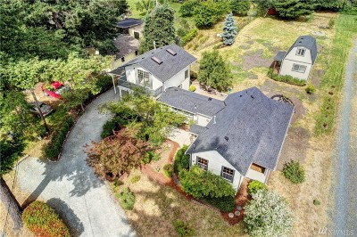 Stanwood Single Family Home For Sale: 18915 96th Ave NW
