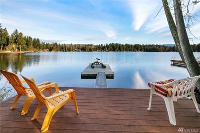 Carnation Single Family Home For Sale: 10916 W Lake Joy Dr NE