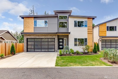 Single Family Home For Sale: 1616 230th St SW