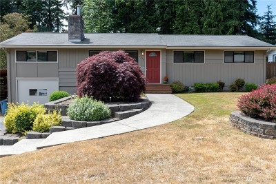 Lynnwood Single Family Home For Sale: 6526 193rd St SW