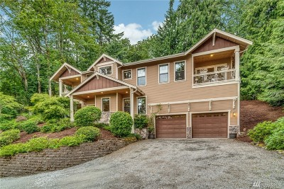 Issaquah Single Family Home For Sale: 11920 210th Place SE