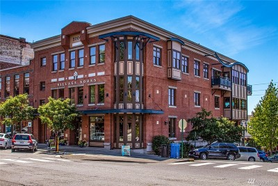 Bellingham Condo/Townhouse Pending: 1010 Mill Ave #301