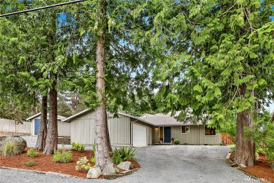 Bellingham Single Family Home For Sale: 1203 Lakeview St