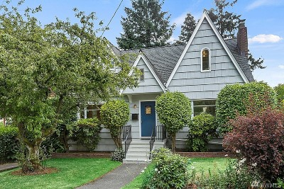 Seattle Single Family Home For Sale: 6827 30th Ave NE