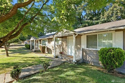 Lakewood Multi Family Home For Sale: 8311 Lake St SW