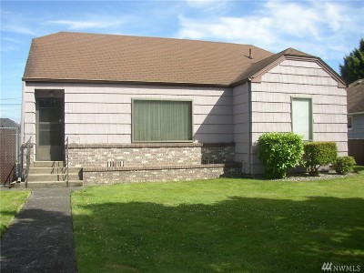 Single Family Home For Sale: 506 17th Ave