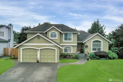 Enumclaw Single Family Home For Sale: 3350 Wynalda Dr