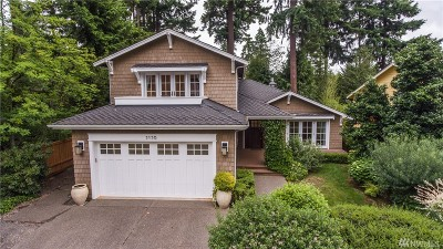 Bellevue Single Family Home For Sale: 3156 108th Ave SE