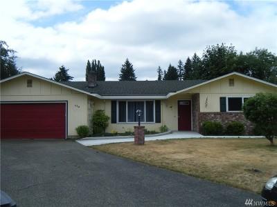 Single Family Home For Sale: 530 Trailblazer Ct