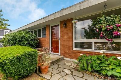 Shoreline Single Family Home For Sale: 16756 Burke Ave N